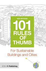 101 rules of thumb for sustainable buildings u0026 cities pdf u2013 riba