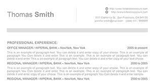 Successful Resume Template Download Excellent Resume Templates Haadyaooverbayresort Com