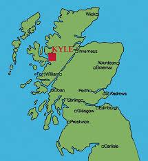 kyle map location details for the lochalsh hotel kyle of lochalsh