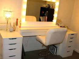 Bedroom Vanities With Lights Bedroom Vanity Mirror Vanity Mirror With Lights Black