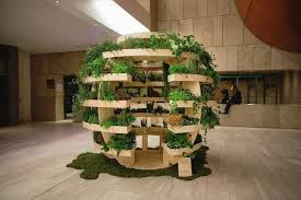 ikea lab releases open source plans for diy spherical garden