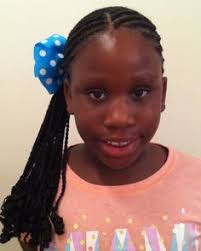 box braids with 2 packs of hair mohawk with sew in weave uses 2 packs of weave hair and 2 packs of