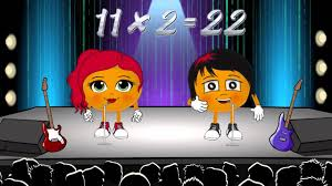 fun ways to learn your multiplication tables 2 times tables have fun learning youtube