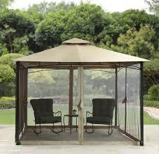 Patio Canopy Gazebo by Ideas Black Metal Gazebo Walmart With Canopy For Best Gazebo Idea