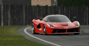 top gear la laferrari top gear track