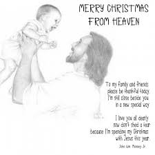 merry christmas from heaven merry christmas from heaven baby let s scatter