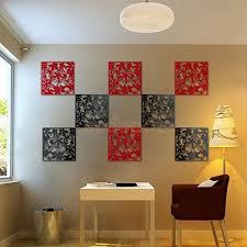 online shop 4pcs wall sticker hanging screen curtain butterfly
