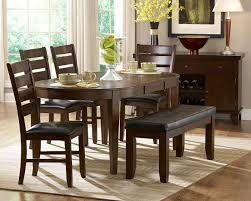 Bench Dining Room Table Set Bench Dining Room Table Dining Chairs Design Ideas U0026 Dining Room