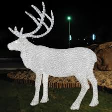 custom outdoor decoration light animal shaped 3d led light