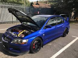 mitsubishi lancer evolution 9 ix ralliart fq 340 gt with upgrades