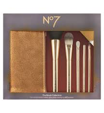 buy boots makeup buy no7 brush collection and purse gift boots