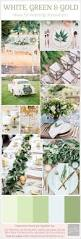 green white and gold wedding ideas u0026 inspiration