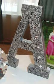 monogram bookends 77 best diy letters images on crafts home and lyrics
