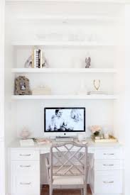 Decorate Office Shelves by Best 25 Hallway Office Ideas On Pinterest Kitchen Office Spaces