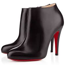 Are Christian Louboutins Comfortable Womens Fashion Clothing Christian Louboutin Belle 100mm Ankle