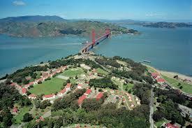 Presidio San Francisco Map by Presidio Parkway San Francisco Ca Dks Associates