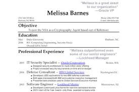 College Senior Resume Examples by Landing The Job A Plain And Simple Blog Regarding Career Mobility