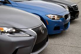 lexus 2014 is 250 bmw 328i vs cadillac ats 2 0 vs 2014 lexus is 250 comparison test