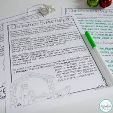 christmas in portugal u003e lesson plans and activities to teach about