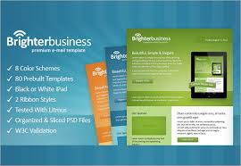 sample business email template 6 download in psd