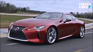 lexus lf lc coupe price 2017 lexus lc 500 test drive 2016 youtube