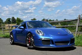 porsche blue gt3 dealer inventory 2015 porsche gt3 sapphire blue rennlist