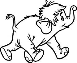 cute jungle animals coloring pages print cartoon book animal