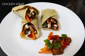 sweet and spicy chicken wrap recipe easy dinner ideas