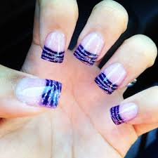 purple zebra print nails things i love pinterest zebra print