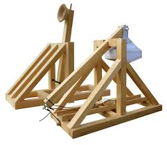 Picnic Table Plans Free Download by How To Build A Simple Trebuchet Catapult Plans Diy Free Download 8
