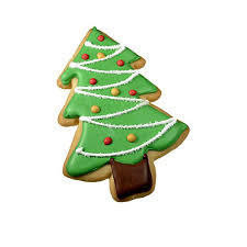 10 piece custom cookies christmas cookie hand decorated gift box