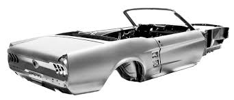 1967 mustang shell for sale official ford licensed 1967 mustang convertible shel