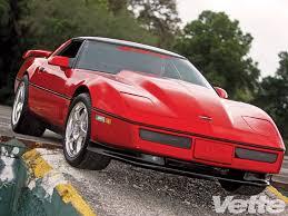 1986 Corvette Interior Parts The Right Wheel For Your C4 Corvette Fever Magazine