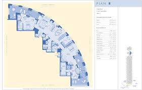 Pent House Floor Plan by Dallas Penthouse Floor Plan Kat Planı Pinterest Penthouses