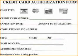 Credit Release Form Credit Card Authorization Hold Release Form Credit Card Machine