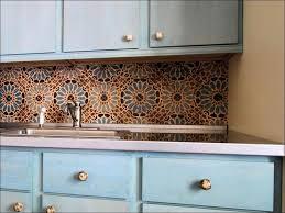 kitchen backsplash colors blue ceramic floor tile blue accent