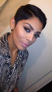 shortcuts for black women with thin hair 24 best short hairstyles for black women images on pinterest