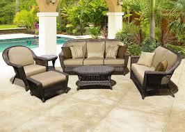 All Weather Wicker Outdoor Furniture Terrain - georgetown wicker outdoor patio furniture atlanta