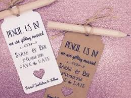 Save The Date Invitation Pencil Us In Save The Date Evening Card Wedding Invitation With
