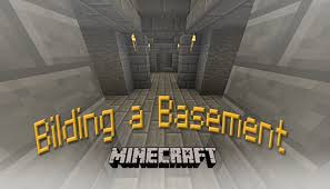 Minecraft How To Make A Furniture by Hard Core Minecraft How To Build A Basement And Mineshaft For