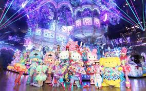 Hello Kitty Christmas Lights by 11 Places That Every Hello Kitty Fan Needs To Visit Travel Leisure
