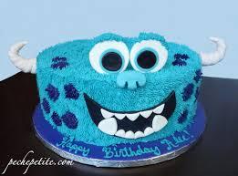 monsters inc birthday cake atlanta birthday cake peche