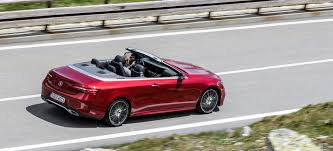 2018 mercedes benz e class cabriolet u2013 7 things you should know