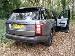 range rover hunter this 110 000 range rover proves land rover is the luxury suv king