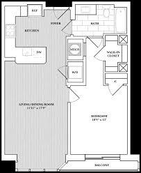 washington dc apartments cathedral commons apartments floorplan image