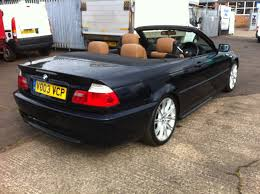 reviews on bmw 320i 2003 bmw 320i convertible m sport car review