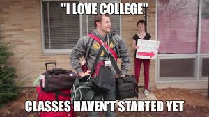 College Freshman Meme - college freshman the movie uw oshkosh youtube