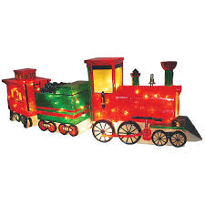 Train Decor Christmas Train Decoration Christmas Decor