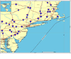 Map Of Tri State Area Long Island Hurricanes