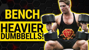 Increase Bench Press Fast 2 Easy Tips To Increase Your Dumbbell Bench Press U0026 Build A Bigger